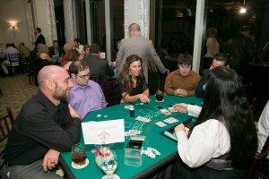 casino night tables